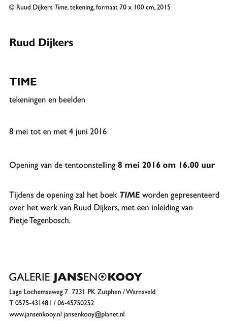 Uitnodiging Expositie JansenKooy