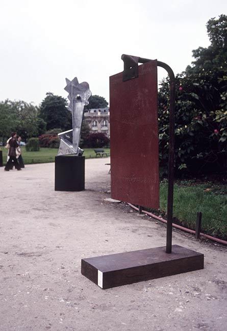 Expositie Parijs, Salon de la jeune sculpture