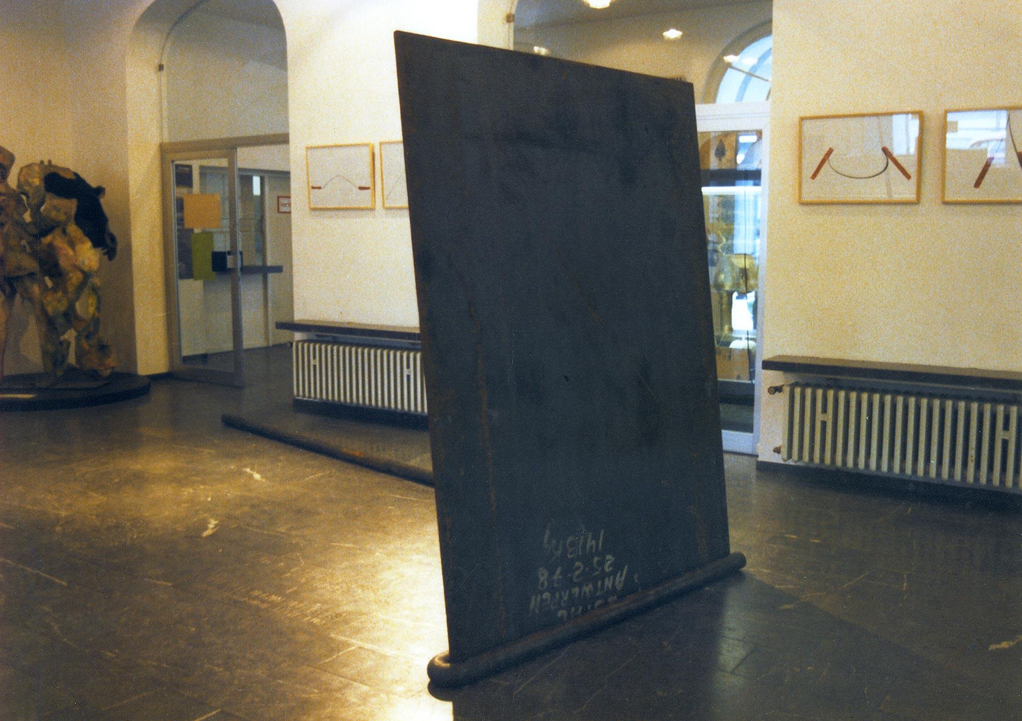 ZT 1978 Neue Galerie Aken